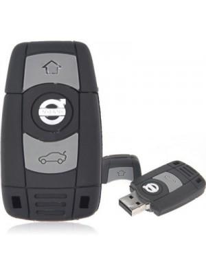 Microware Car Key28 64 GB Pen Drive(Multicolor)