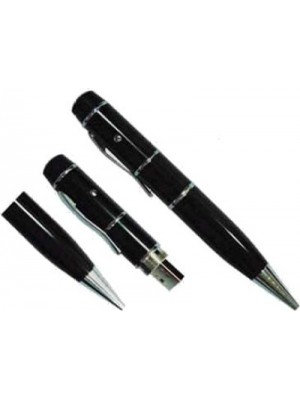 Microware Pen with Laser Pointer Shape 4 GB Pen Drive