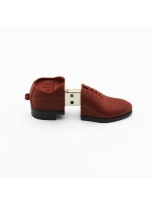 Microware Shoe Shape 64 GB Pen Drive(Multicolor)