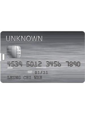 Printland Credit card Shape Pendrive PC160102 16 GB Pen Drive(Multicolor)
