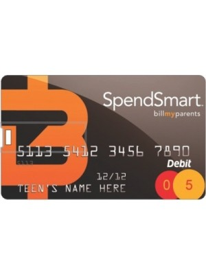 Printland Credit card Shape Pendrive PC160126 16 GB Pen Drive(Multicolor)