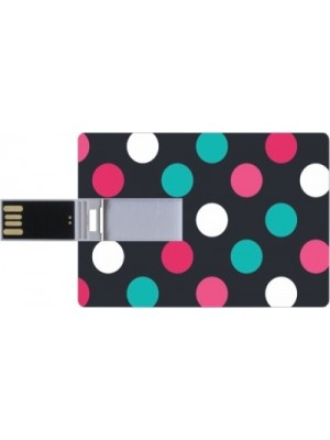 Printland Credit Card Shaped PC83362 8 GB Pen Drive(Multicolor)