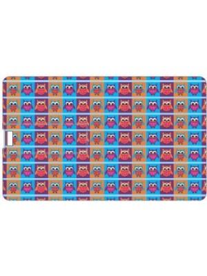 Printland Draw PC88304 8 GB Pen Drive(Multicolor)
