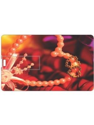 Printland Heart PC163736 16 GB Pen Drive(Multicolor)