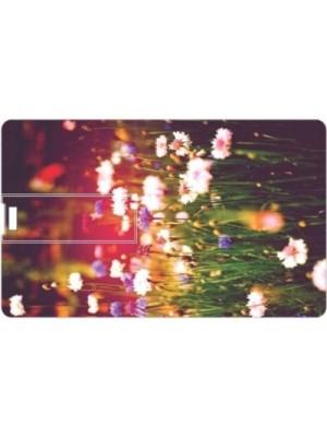 Printland Lillies PC86512 8 GB Pen Drive(Multicolor)