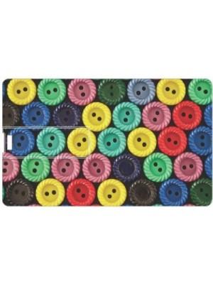 Printland Small PC163214 16 GB Pen Drive(Multicolor)