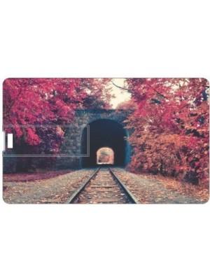 Printland Tunnel PC163442 16 GB Pen Drive(Multicolor)