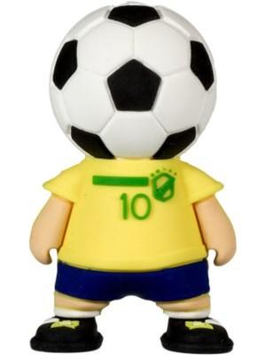 Verico Pendrive Football 16 GB Pen Drive(Multicolor)