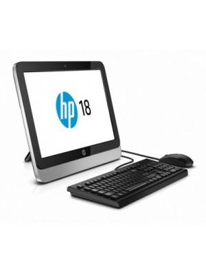 HP Pavillion All in one 18-5200IN(Black, Silver)