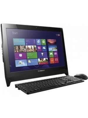 Lenovo AIO c2000 (F0BB00CCIN)(CDC/2 GB/500 GB/19.5 inch/ DOS)(Black)