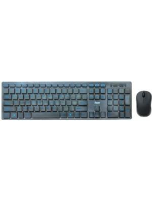 Foxin FKM 801 Wired USB Laptop Keyboard(Black)