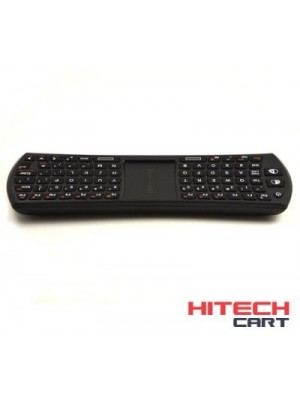 HiTechCart 1 Wired USB, Wireless Laptop Keyboard(Black)