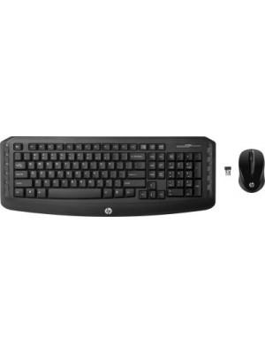 HP Classic Desktop J8F13AA/V4L74AA#ACJ Wireless Multimedia Keyboard & Mouse Combo(6)