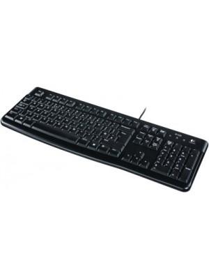Logitech K120 Wired USB Laptop Keyboard