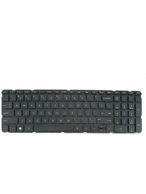 MAANYATECK For HP Pavilion 15E 15-n 15-e Without Frame Internal Laptop Keyboard(Black)