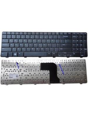 Tech Gear Replacement Keyboard For Dell Inspiron 15r M5010 Wireless Laptop Keyboard(Black)