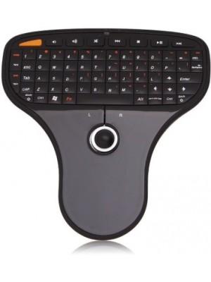 Techie & Trendy N5901 Wireless Laptop Keyboard(Black)