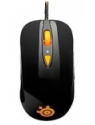 Steel Series 62163 Wired Optical Mouse Gaming Mouse(USB, Orange)