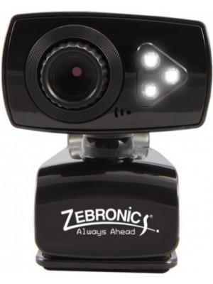 Zebronics viperplus Webcam(BLACK)