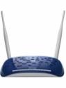 TP-LINK TD-W8960N V6 300 Mbps Wireless N ADSL2+ Modem Router(Blue)
