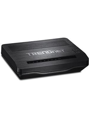 DSL Model 2.4GHz 802.11b//g//n TRENDnet TEW-721BRM Wireless Router 150Mbps