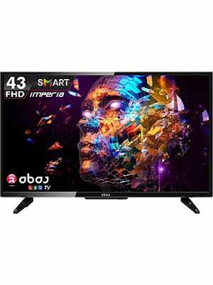 Abaj Imperia LN 109 SMT 43 Inch Full HD Smart LED TV