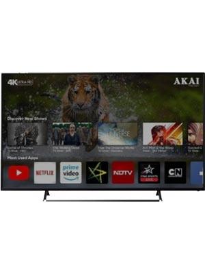 Akai 65 Inch AKLT65U-DS73K 4K Ultra HD Smart LED TV