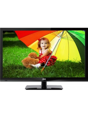 AOC 54.6cm (21.5) Full HD LED TV(LE22A5340-61, 2 x HDMI, 1 x USB)