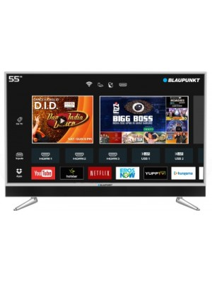 Blaupunkt BLA55AU680 55 Inch Ultra HD 4K LED Smart TV