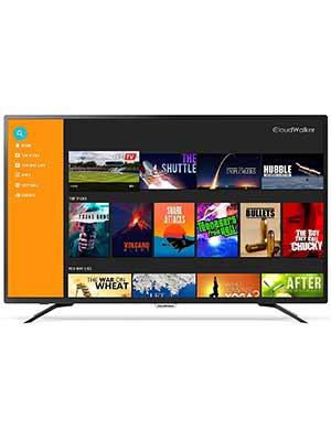 CloudWalker 40SFX2 40 Inch 4K Ready Full HD Smart LED TV