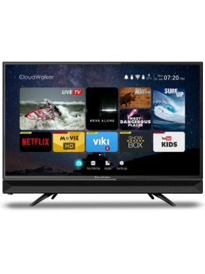 e91209ca4 CloudWalker Cloud TV 80cm HD Ready Smart LED TV Price in India with ...