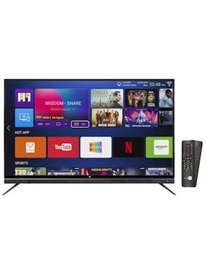 Daiwa D65QUHD-M10 65 inch 4K Ultra HD Smart LED TV