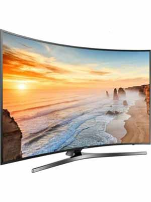 HD Crystal 50-Curve-SLT 50 Inch Ultra HD 4K Smart LED TV