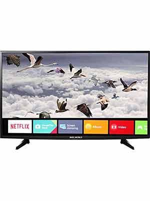 Indo World 50 Inch Ultra HD 4K Smart LED TV