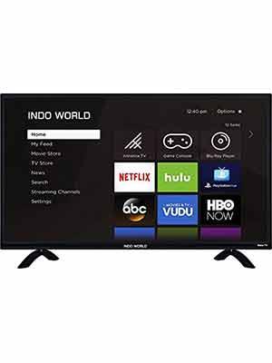 Indo World 55 Inch Ultra HD 4K Smart LED TV