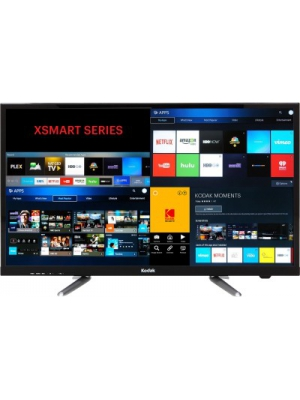 Kodak 80cm (32) HD Ready Smart LED TV(32HDXSMART, 2 x HDMI, 2 x USB)