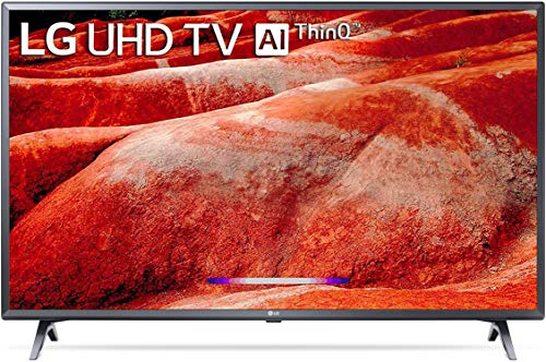 LG 108 cms (43 inches) 4K Ultra HD Smart LED TV 43UM7780PTA   With Built-in Alexa (Ceramic Black) (2019 Model)