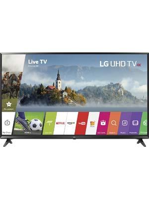 LG 43UJ6300 43 Inch Ultra HD 4K Smart LED TV