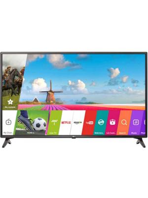 LG 49LJ617T 49 Inch Full HD LED Smart TV