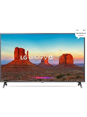 LG 50UK6560PTC 50 Inch Ultra HD 4K Smart LED TV