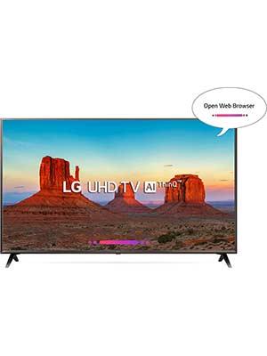 LG 65UK6360PTE 65 Inch Ultra HD 4K Smart LED TV