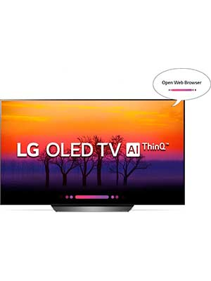 LG OLED65B8PTA 65 Inch Ultra HD 4K Smart OLED TV Price in