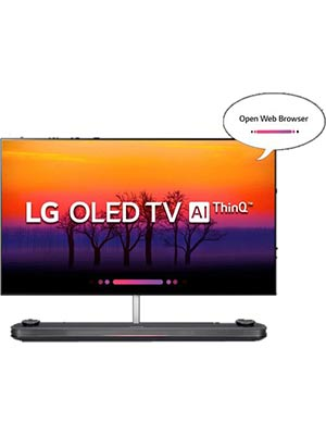 LG OLED77W8PTA 77 Inch Ultra HD 4K Smart OLED TV
