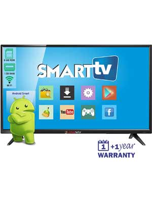 LONGWAY LW-S7005 32 Inch Full HD Smart LED TV