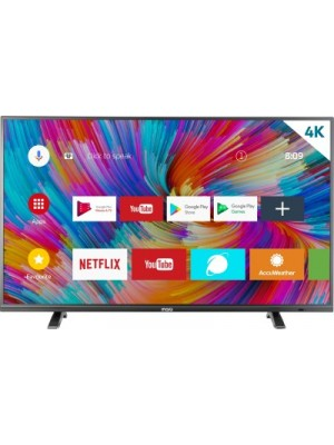 MarQ by Flipkart 43SAUHD 43 Inch Ultra HD 4K Android Smart LED TV