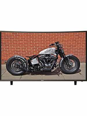 MEPL 55 Inch 4K Ultra HD Curve Smart LED TV