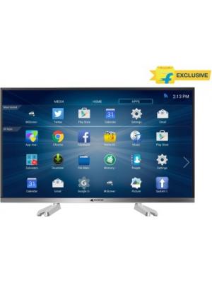 Micromax Canvas 81cm (32) HD Ready Smart LED TV(32 CANVAS-S, 3 x HDMI, 3 x USB)