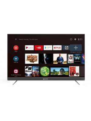 Micromax 55TA7000UHD 55 inch Ultra HD 4K Smart LED TV