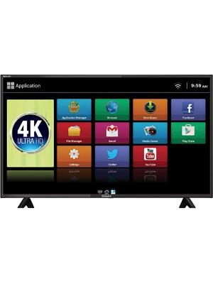 Mitashi MiDE050v25 50 Inch Ultra HD 4K Smart LED TV