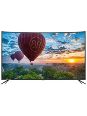 Noble Skiodo NB55CUV01 55 Inch Ultra HD 4K Curved Smart LED TV